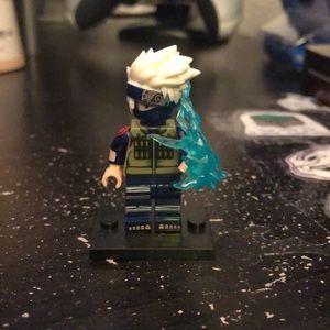 Lego kakashi